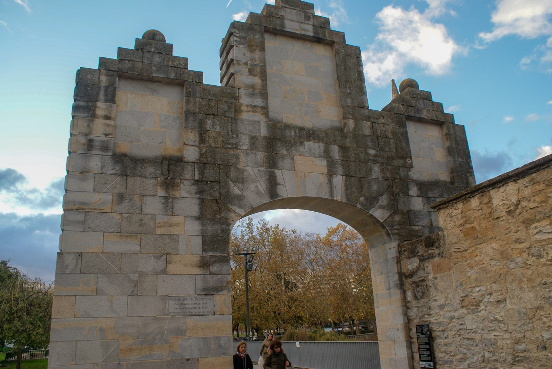 Ворота Taconera
