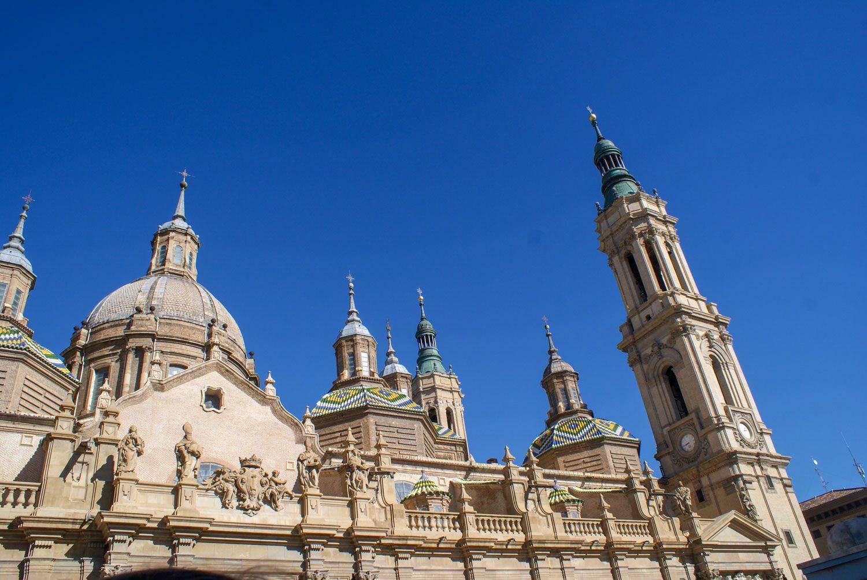 Цветные крыши базилики