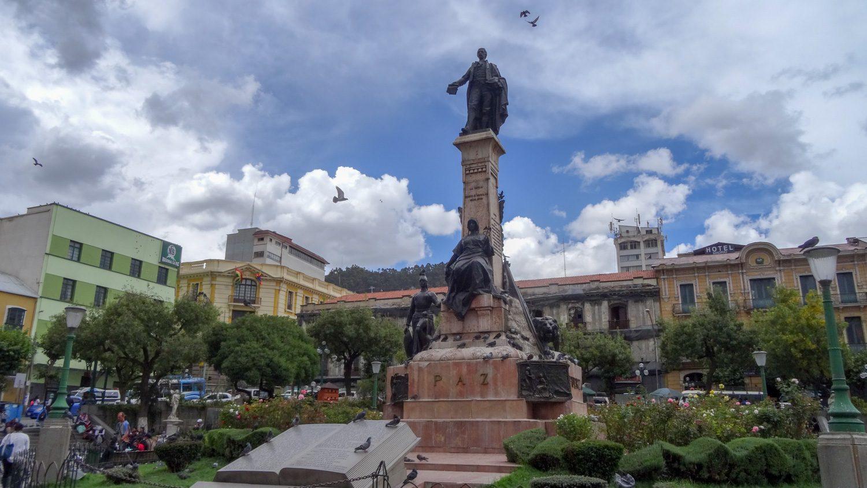 Площадь Мурильо