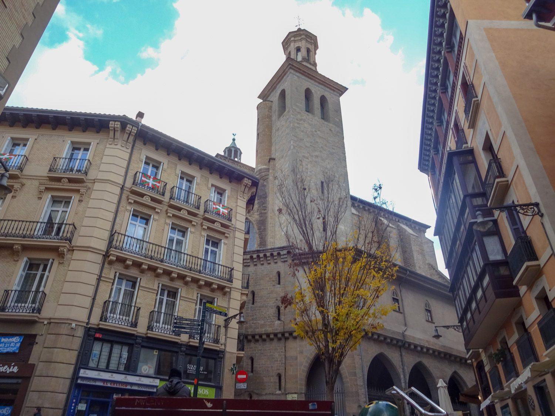 Церковь San Saturnino