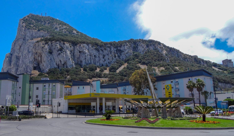 Входим в Гибралтар