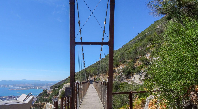 Виндзорский подвесной мост