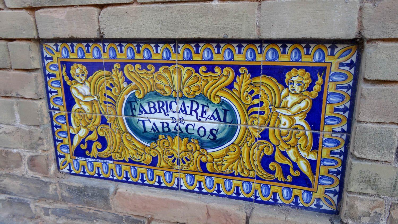 Когда-то здесь была Королевская табачная фабрика