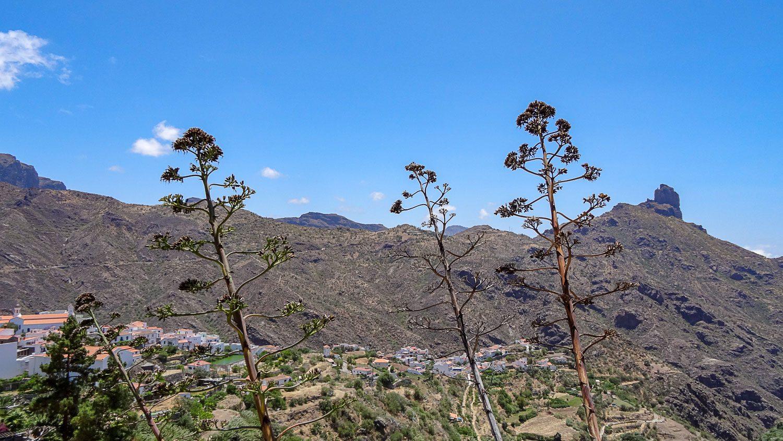 Горы на Гран-Канарии