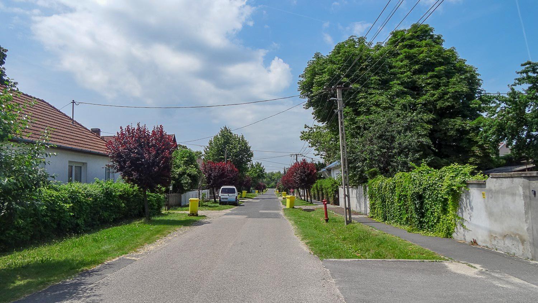 Идеальный сельский пейзаж