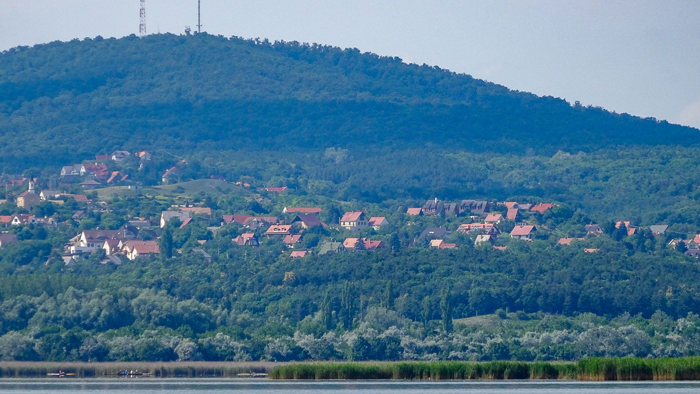 Вид на противоположный берег