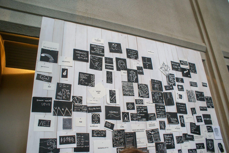 Таблички с пожеланиями