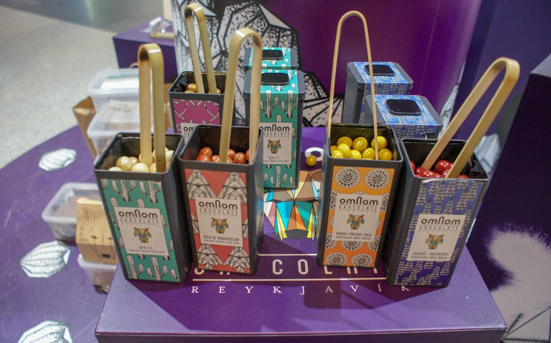 Бонус - дегустация конфеток с необычными вкусами в Duty Free. Заодно и в качестве сувениров набрать можно
