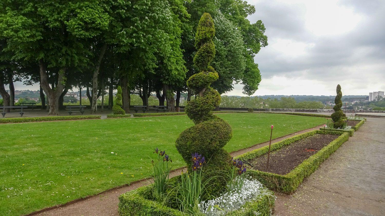 Рядом - сады епархии