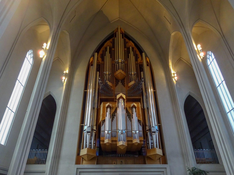 Великолепный орган