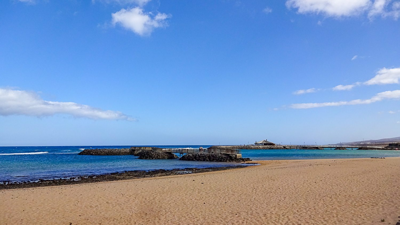 Пляж La Guirra