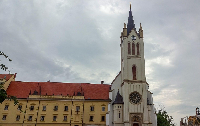 Keszthelyi Magyarok Nagyasszonya-templom