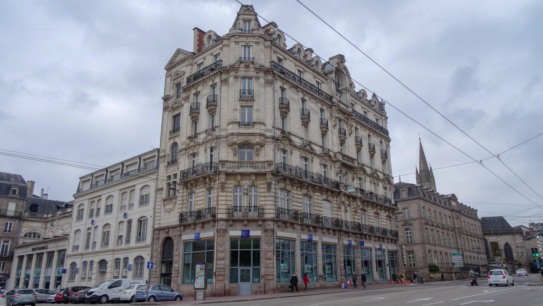 Конечно, в Лиможе есть классические французские здания