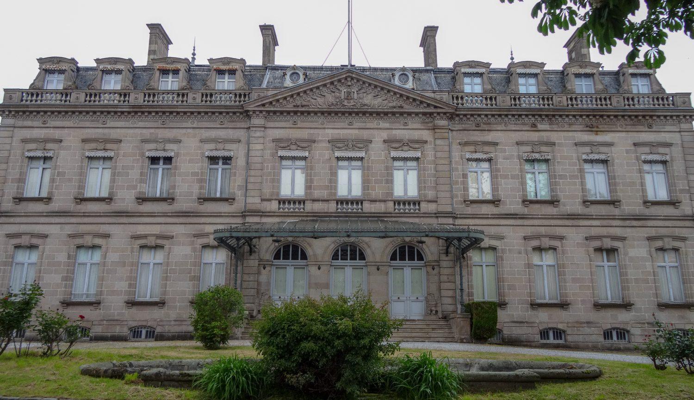 Находим музей епархии Лиможа (Musée des Beaux-Arts de Limoges)