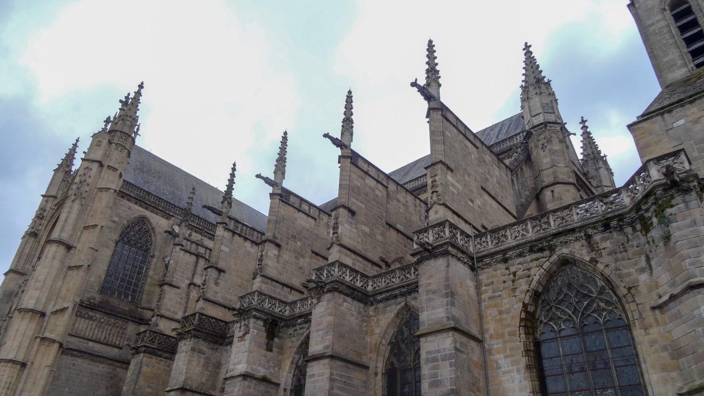 Строительство начали в XIII веке