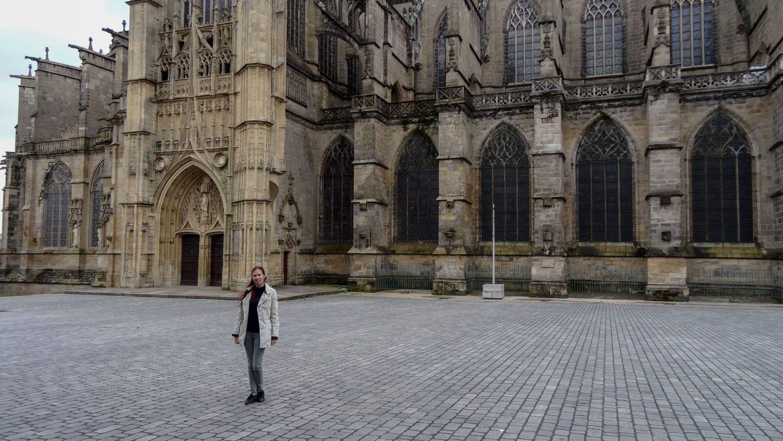 Кафедральный собор Лиможа