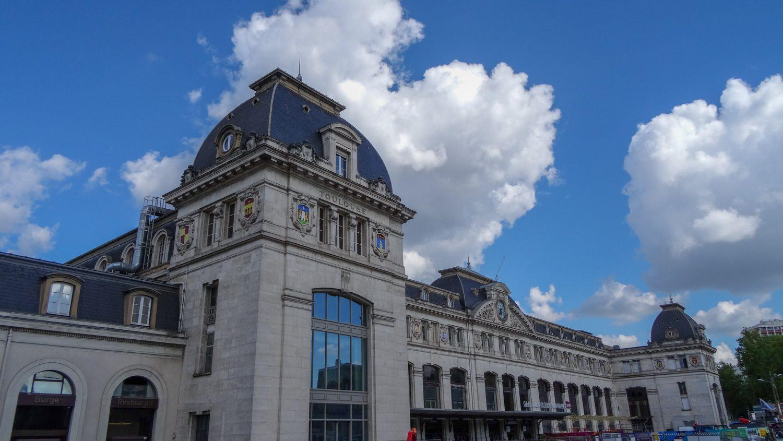 Вокзал Тулузы