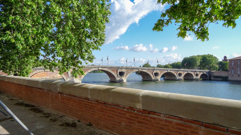 Новый мост. Ему уже несколько столетий