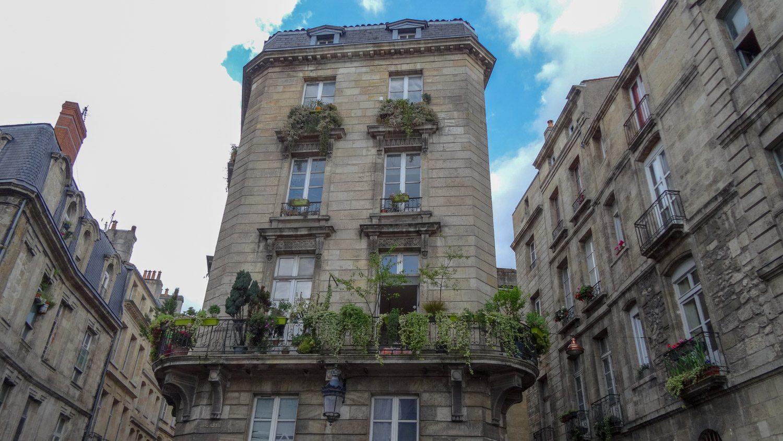 Здорово украшенные балконы - целый сад у кого-то