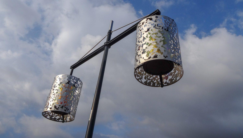 А еще мне очень нравятся местные фонари