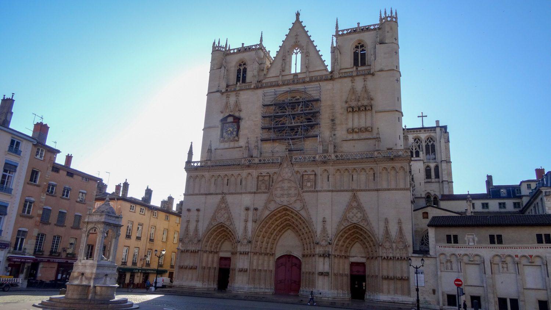 Кафедральный собор Saint-Jean-Baptiste