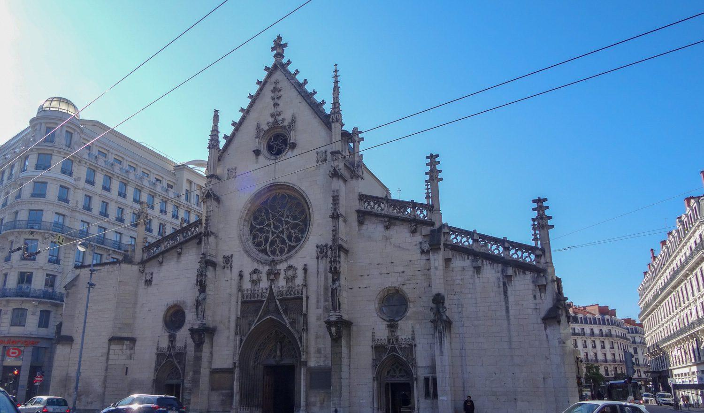 Церковь Saint-Bonaventure XIV века