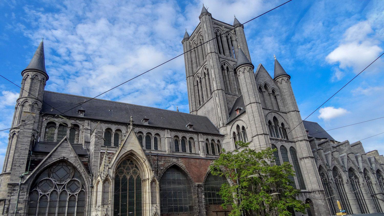 Церковь Святого Николая с другого ракурса