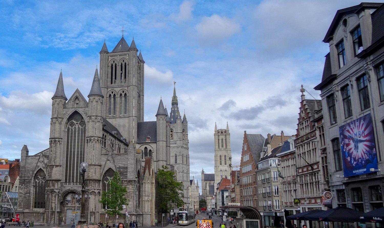 И еще раз Sint-Niklaaskerk