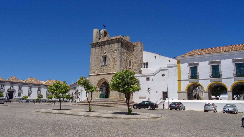 Кафедральный собор Фару