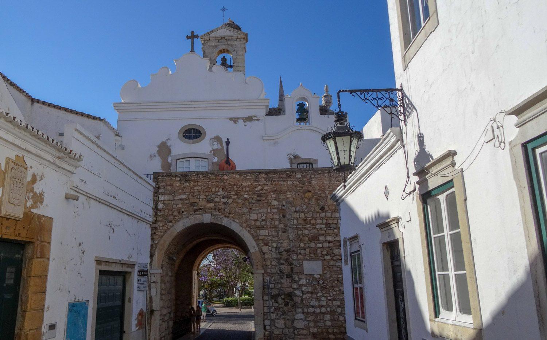 Еще одни ворота в Старый город