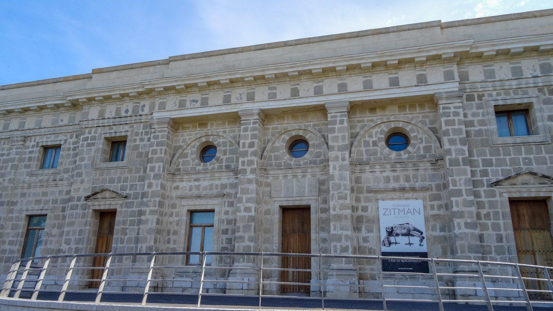Дом-музей Америки. Старая тюрьма