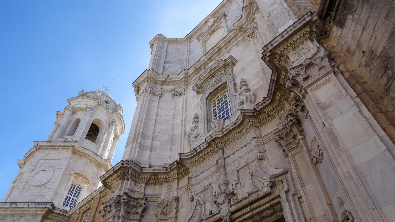 Часть Кадисского собора
