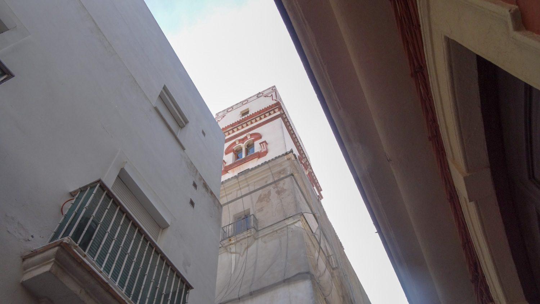 Torre Tavira - смотровая башня XVIII века с видом на город, камера-обскура и 2 выставочных зала
