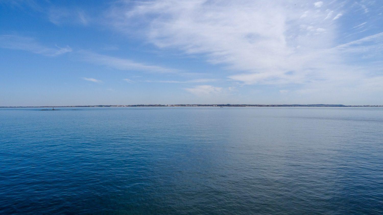 Вид на Кадисский залив