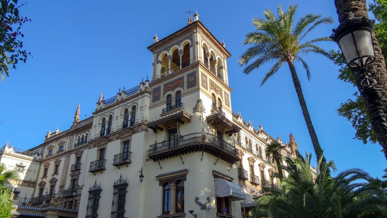 Отель Alfonso XIII