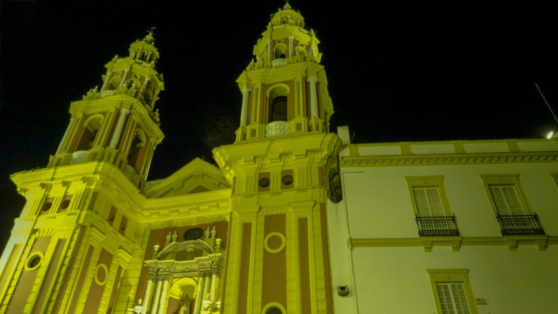 Parroquia de San Ildefonso