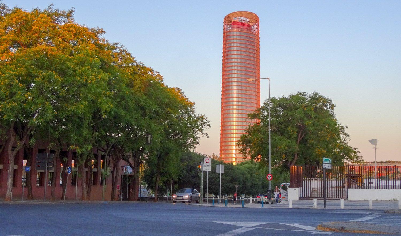 Коммерческий центр Torre Sevilla