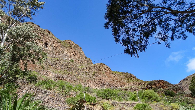 Ущелье Гуайядеке