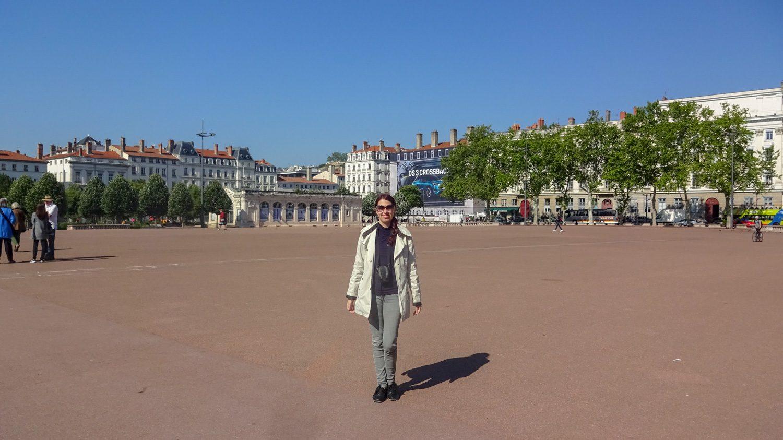 Площадь Bellecour