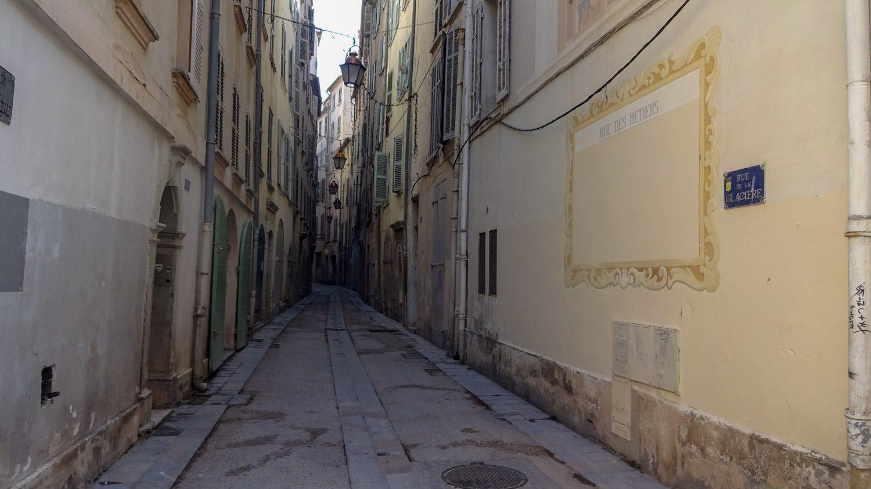 Старая улочка