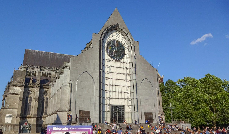 Кафедральный собор Notre-Dame-de-la-Treille