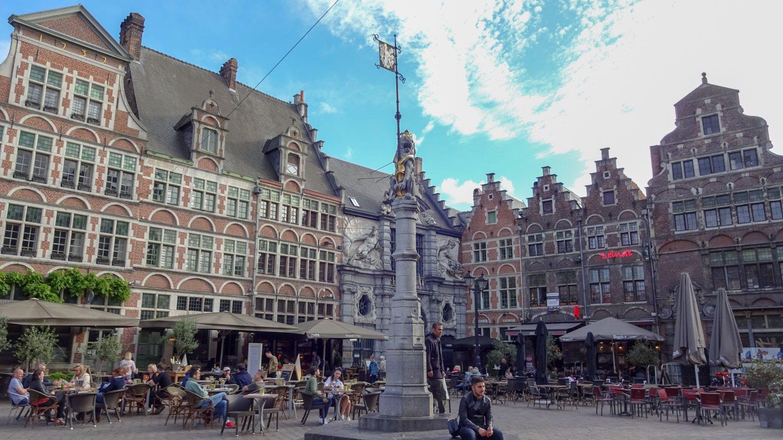 Старая рыночная площадь