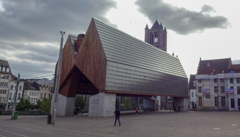 Городской павильон Stadshal