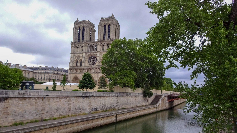 С моста Coeurs