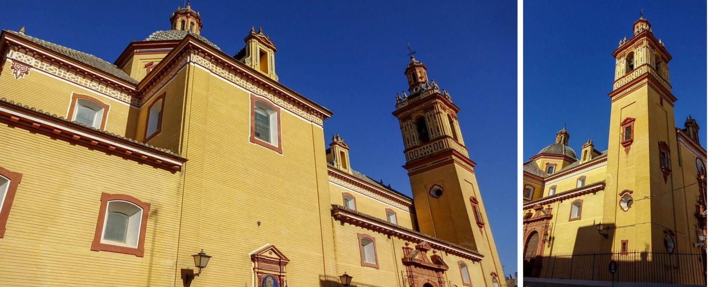 Церковь San Bernardo