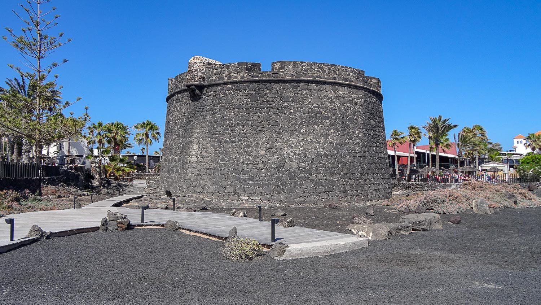 Башня San Buenaventura, построенная в XVIII веке
