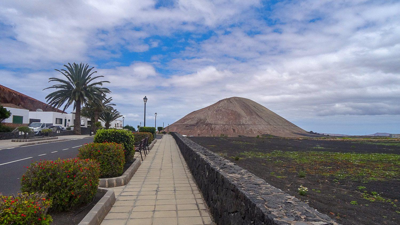 По пути к вулканическим полям