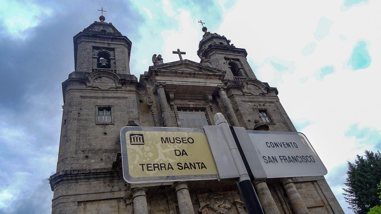 Женский монастырь Convento de San Francisco de Santiago