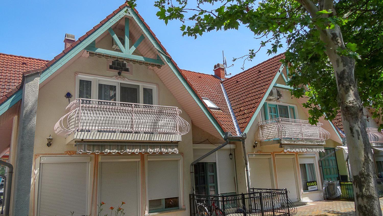 Симпатичные дома