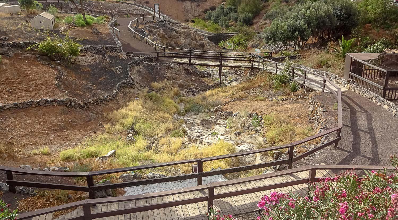 Парк Barranco Pilón